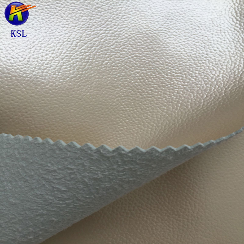 Hot Sale Polyester Microfiber Material Leather for Sofa