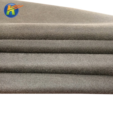 Factory direct sale microfiber nonwoven fabric for shoes