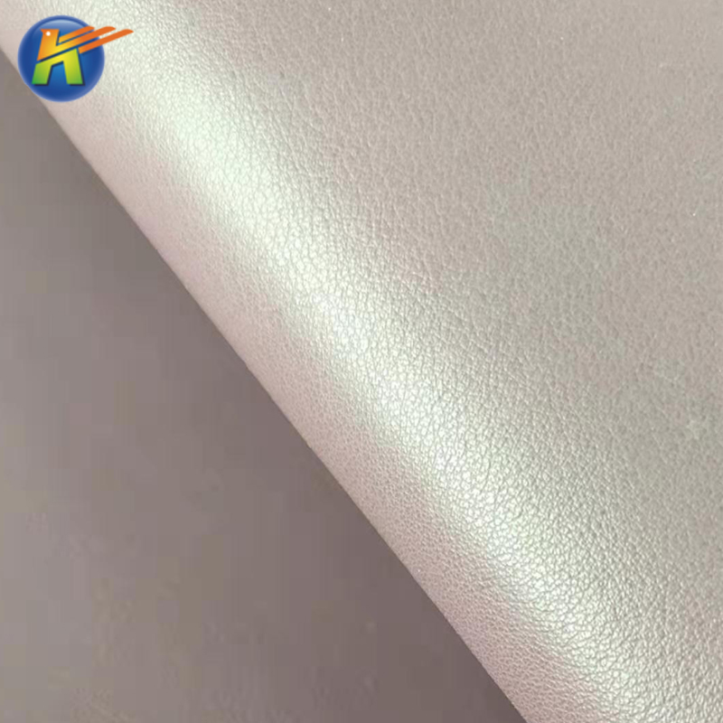 high quality Microfiber vegan Leather for sectional sofas materials