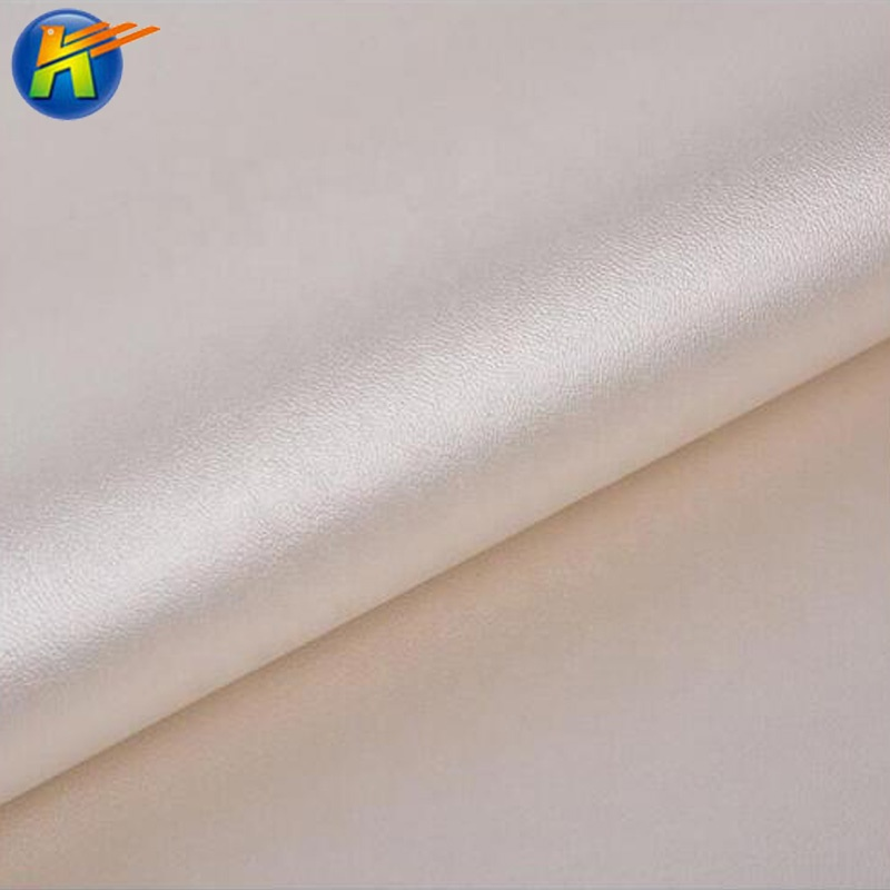 Hot-selling color register litchi pattern microfiber vegan leather for sofa fabric