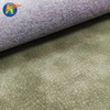 New Frosted Litchi Patterns material PU synthetic for making shoes
