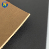 factory non-woven microfiber rags leather for shoes