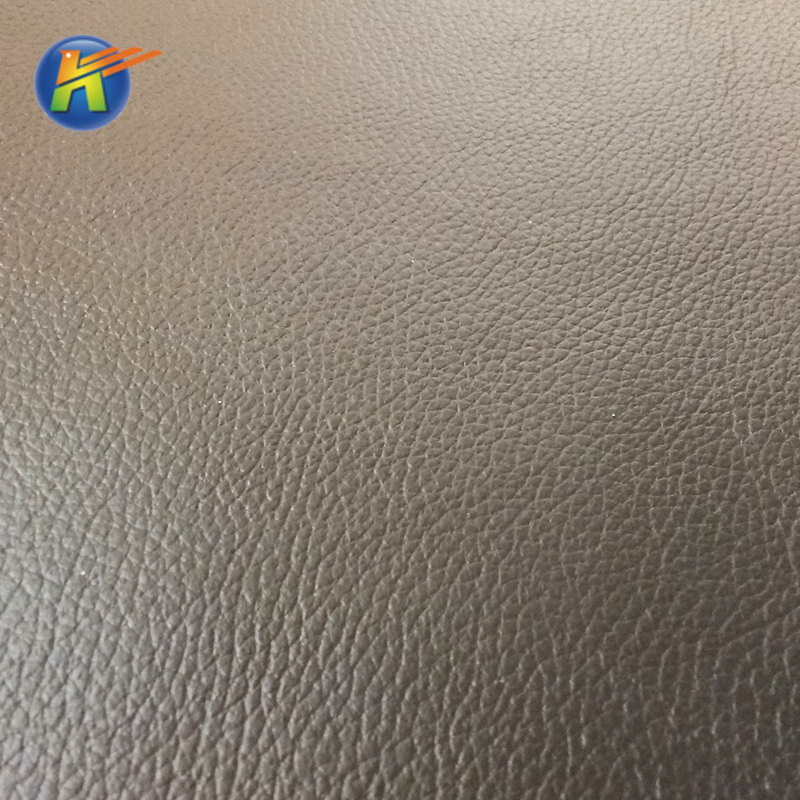 hot sale factory nonwoven pu fabric microfiber vegan leather material for sofa
